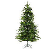 Fraser Hill Farm Prelit 7.5 Noble Fir Christmas Tree - H294822