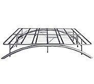 PedicSolutions Arcadia Platform Twin Bed Frame - H355522