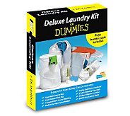 Honey-Can-Do Laundry-for-Dummies Deluxe LaundryKit - H356622