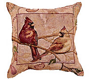 Cardinal Companion Pillow - H361622