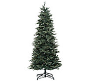 As Is Bethlehem Lights 6.5Slim Blue Spruce Christmas Tree - H208423