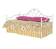 Fashion Bed Group Emma Antiqued White Daybed - H281123