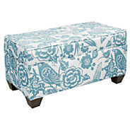 Skyline Furniture Upholstered Storage Ottoman - H283223