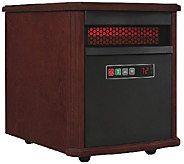 Duraflame Large PowerHeat Infrared Rolling Heater with Remote - H286823