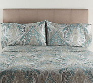 100Cotton Crystal Palace Twin Sheet Set - H287323