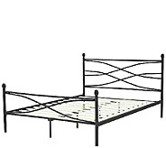 Pedic Solutions Erin Metal Twin Bed Frame - H287423