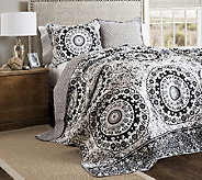 Laurelwood 3-Piece Full/Queen Quilt Set by Lush Decor - H287523