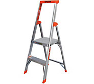 Little Giant 4 Flip-N-Lite Lightweight Step Ladder - H287823