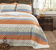 Franny 3-Piece King Quilt Set by Lush Decor - H288023