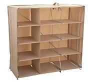 Pop It Collapsible 12-Cube Organization StorageSystem - H293823