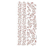 RoomMates Berry Vine Peel & Stick Wall Decals - H348923