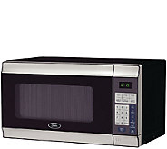 Oster 0.7 Cubic Ft. 700W Digital Microwave Oven- Stainless - H352423
