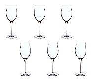 Luigi Bormioli 11.5-oz Vinoteque Gradevole Glasses - Set of 6 - H364923