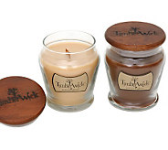 Set of 2 Timberwick Candles by Valerie - H180124