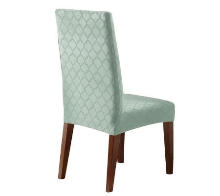 Sure Fit S 2 Stretch Marrakesh Dining Room Chair Covers