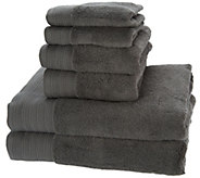 Northern Nights Super Duet 100Cotton 6-piece Bath Towel Set - H211324