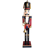 60 Royal Bugler Nutcracker by Santas Workshop - H289024