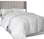Elle 1000TC Pinstripe Down Alternative King Comforter - H292624