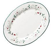 Pfaltzgraff Winterberry 14 Platter - H184425