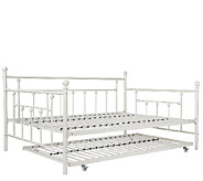 Signature Sleep Manila Full Daybed with Twin Trundle Frame - H286525