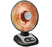 Duraflame Oscillate Adjustable Tilt Cool-TouchVintage Heater - H286825