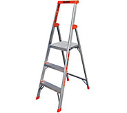 Little Giant 5 Flip-N-Lite Lightweight Step Ladder - H287825