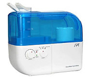 SPT Dual Mist Humidifier with Ion Exchange Filter - H351125