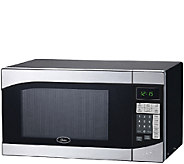 Oster 0.9 Cubic Ft. 900W Digital Microwave Oven- Stainless - H352425