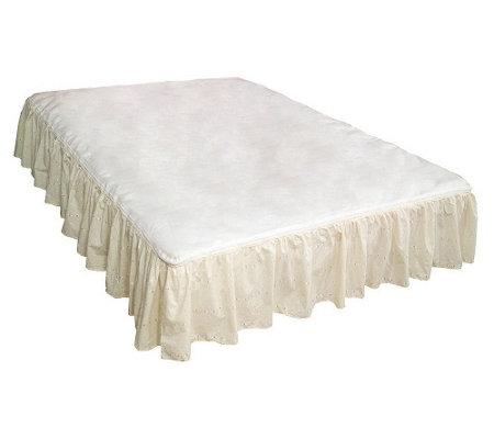 Zip A Ruffle Bed Skirt 44