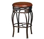 Hillsdale Furniture Montello Backless Swivel Bar Stool - H142426