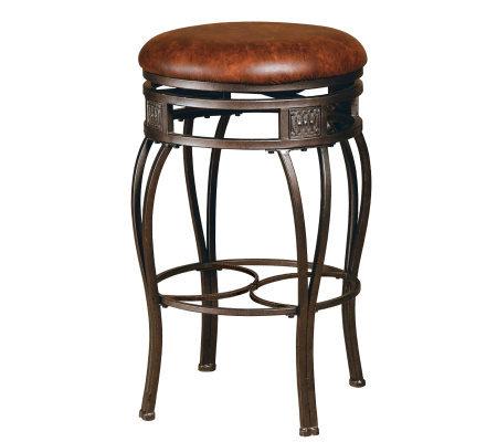 Hillsdale Furniture Montello Backless Swivel Bar Stool