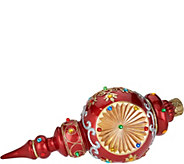 Kringle Express 35 Illuminated Indoor/Outdoor Oversized Finial Ornament - H211526