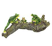 Design Toscano Froggy Business Garden Statue - H284426