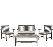Safavieh Burbank 4-Piece Outdoor Set - H286226