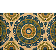 Waverly Greetings Solar Flair 2 x 3 Accent Rug by Nourison - H294926