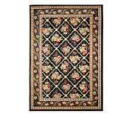 Lyndhurst Floral Lattice Power Loomed 4 x 6 Rug - H356826