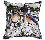 Bluebird Summer Pillow - H361626