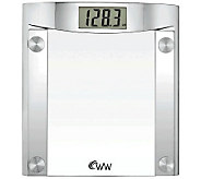 Conair WW44 Weight Watchers Glass Scale - H364026