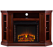 Adrian Convertible Media Electric Fireplace - H364126