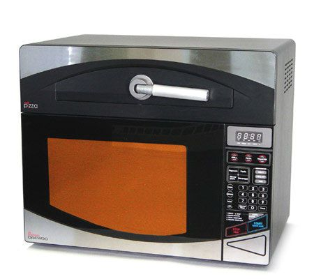 Daewoo 1000w 1 3 Cu Ft Combination Microwave And Pizza