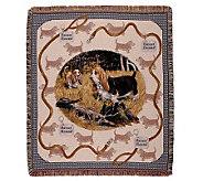 Bassett Hound Throw by Simply Home - H188027