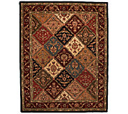 Royal Palace Special Edition Kirman 79 x 99 Wool Rug - H202327