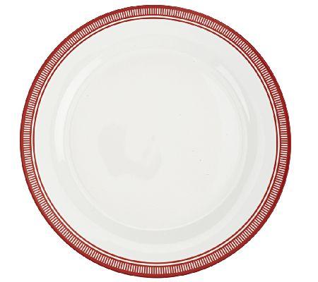 Emeril Bistro 16-Piece Porcelain Dinnerware Set by Gorham - Page 1 \u2014 QVC.com  sc 1 st  QVC.com & Emeril Bistro 16-Piece Porcelain Dinnerware Set by Gorham - Page 1 ...