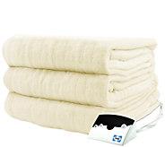 Biddeford Microplush Full Size Heated Blanket - H282427