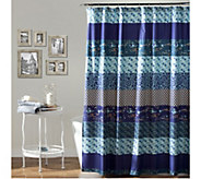 Royal Empire Shower Curtain by Lush Decor - H287627
