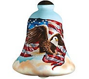 Liberty Eagle Ornament by NeQwa - H289127