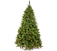 12 Cashmere Pine Tree with Warm White LED Lights by Vickerman - H289827