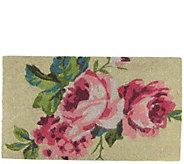 Northlight Spring Floral Door Mat - H293627