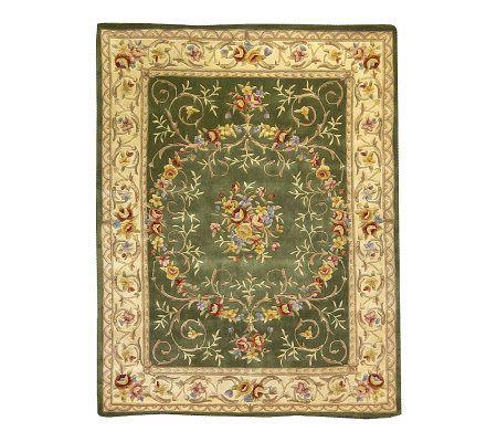 Royal Palace Marissa 7 X9 Handmade Wool Rug Page 1