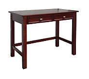 Home Styles Hanover Cherry Finish Student Desk - H154628